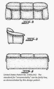use of design patents in the furniture industry higgins benjamin