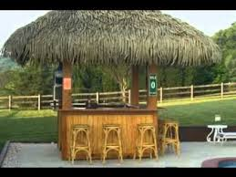 How To Make Tiki Hut Tiki Bar Decorating Ideas Youtube