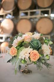 34 adorable vineyard wedding centerpieces weddingomania