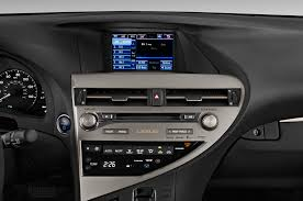 lexus rx450h sport 2014 lexus rx450h radio interior photo automotive com