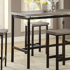 contemporary counter height table modern contemporary dining furniture eurway modern