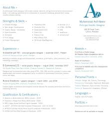 Simple One Page Resume Sample by 41 One Page Resume Templates Free Samples Examples Formats Best