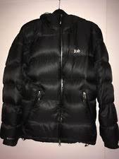 rab mens downpour jacket black small ebay