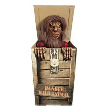 moonlight werewolf in the box animated prop 358407