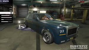 roll royce rolls gta v 5 rolls royce phantom customisation gameplay youtube