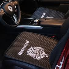 coussin de siege auto nouvelle broderie couronne coussin de siège de voiture housse de