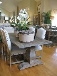 Trestle Dining Room Table Sets The Trestle Table I Do Absolutely This Tressle Table But