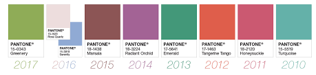 pantone color of the year 2017 announcement blog becky j anderson