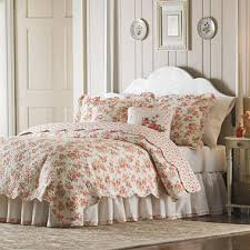 Roses Duvet Cover Maryjane U0027s Home Sweet Roses Quilt U0026 Accessories Jcpenney