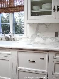 Marble Backsplash Kitchen by Classic White Kitchen Backsplashes Classic Casual Home