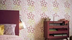 papier peint pour chambre fille papier peint chambre fille idées décoration intérieure farik us