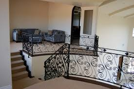 Interior Banister Railings Fusion Metalworks U2013 Wrought Iron U2013 Interior Stair Railings
