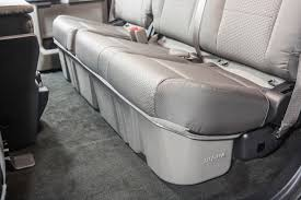 jeep backseat truck under seat storage truck under back seat storage for chevy