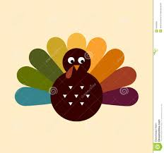 retro thanksgiving turkey royalty free stock image image