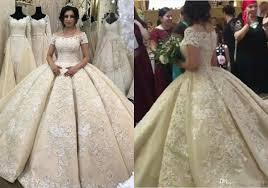 weddings dresses dubai arab lace gown weddings dresses applique