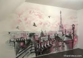 fresque murale chambre bébé fresque murale moderne idées décoration intérieure farik us