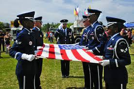 Flag Folding Ceremony Holloman Teams With Alamogordo For Armed Forces Day U003e Holloman Air