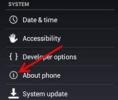 new update for android how to update an android phone