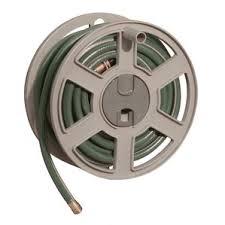 wall mount garden hose reels you u0027ll love wayfair
