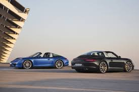targa porsche the new porsche targa has a magical pop top wired