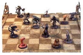 aliens vs predator chess set raving toy maniac the latest news
