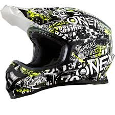 youth xs motocross helmet oneal 3 series attack youth motocross helmet junior helmets