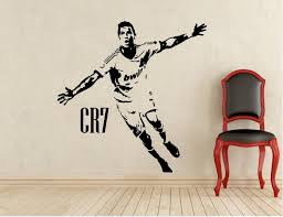 Sports Decals For Kids Rooms by Online Get Cheap Football Wall Decals Aliexpress Com Alibaba Group