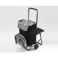 siege de caddie chariot de course caddie sac isotherme noir blanc achat vente