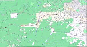 Colorado County Map by Bridgehunter Com Clear Creek County Colorado