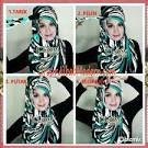 Cara Pakai Jilbab Pashmina Syria Lollipita by Flow Idea Model
