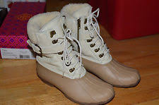 womens sperry boots size 9 sperry top sider buckle boots for ebay