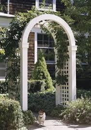 Garden Arch Plans by Malvern Wooden Trellis Garden Arch Garden Arches Planters And