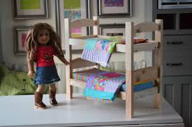 Plans For Making A Bunk Bed by Ana White Kid U0027s Kit Doll Bed Diy Projects