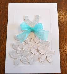 photo handmade bridal shower card image