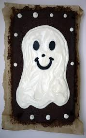 Waitrose Halloween Cake by What Kate Baked And Baby Halloween Chocolate Ghost Cake