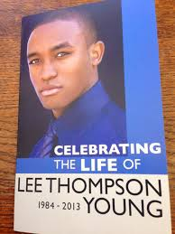 sle of funeral programs angie harmon s emotional memories of thompson