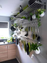 beautiful kitchen designs for small kitchens backsplash pot rack for small kitchen wall pot racks for small