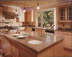 Kitchen Island With Corbels Beautiful House Plans With Large Kitchen Island Kitchens P For