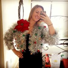 How To Decorate An Ugly Christmas Sweater - 10 best ugly christmas sweater diys the sewing rabbit