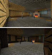 lovely how to make a fireplace in minecraft suzannawinter com
