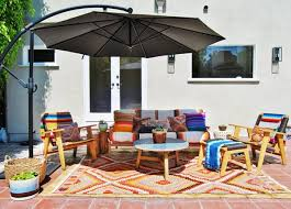 Temporary Patio Cover Flooring Upgrades For Renters Smart Temporary Ideas Apartment