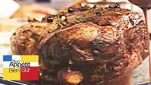 cuisiner du marcassin cuissot de marcassin rôti recette
