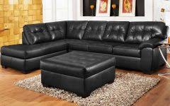 Black Leather Sofa With Chaise Article Black Leather Sofa With Chaise