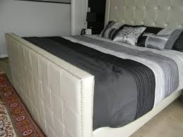 Custom Bed Frames Ontario Burkley Custom Upholstery