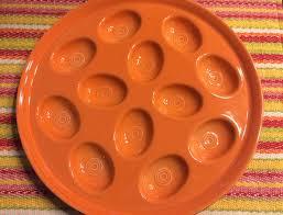 fiestaware egg plate 266 best fiestaware images on homer laughlin
