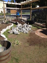 creating a no dig bed lawn to food