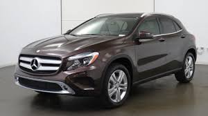 mercedes suv used 2017 used mercedes gla gla 250 4matic suv at mercedes of