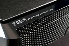 yamaha home theater in a box yamaha places its convincing virtual surround tech in a pedestal
