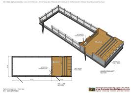 Chicken Coop Floor Options by Home Garden Plans L110 Chicken Coop Plans Construction
