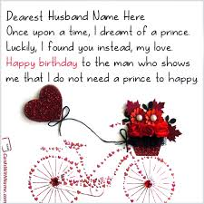 birthday card quotes husband